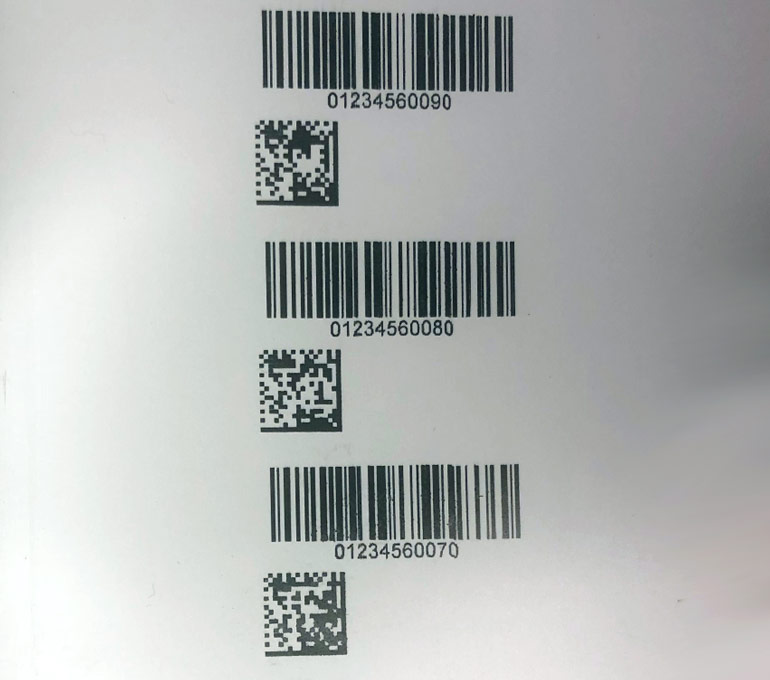 2d code sequence