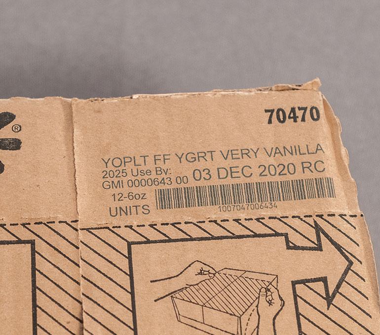 Cardboard Printing