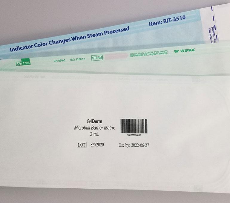 printing on envelope