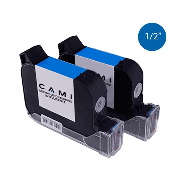 "2 CAMI 1/2"" cartridges"